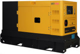 Perkins Engine와 가진 50kVA/40kw 50Hz Low Noise Silent Diesel Generator