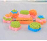 Kuchen Playset Sand-Bewegungs-Sand-Spiel-Sand DIY scherzt Spielzeug-pädagogische Spielwaren