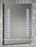 工場LEDライトが付いている直接安い照らされた浴室ミラー