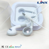 텔레비젼에 의하여 타전되는 음악 에서 귀를 위한 셀룰라 전화 Earbud를 위한 직업적인 이어폰