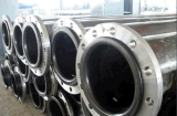 UHMW-PE Pipe (ultra-alto peso molecolare polietilene per tubi)