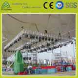 fascio di illuminazione della lega di alluminio di esposizione di evento del banco della vite di 400mm*400mm