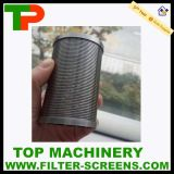 Keil-Draht-industrieller Filtrationsschirm