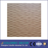 Hotel Lobby를 위한 상한 DIY Embossed 3D MDF Decoration Wall Panel