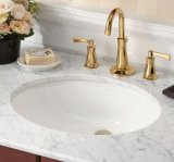 Stanza da bagno Ceramic Under Counter Basin per l'America del Nord (SN004)