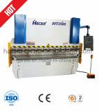 O dobrador hidráulico da placa da folha, Metal a máquina de dobra elétrica da caixa