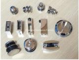 Aço inoxidável de preço de fábrica rolo da porta deslizante de 304 vidros para o quarto de chuveiro