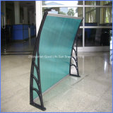 Modern Green White Blue Red Black Plastic Door Canopy