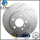 Серый чугун Тормозной диск с хорошей производительностью