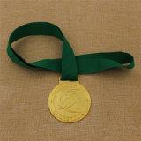 Medaglia su ordinazione del pattino di sport del metallo per il bronzo dell'argento dell'oro del premio