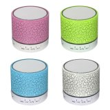 Altavoz portable ligero colorido del LED mini Bluetooth