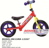 12 '' Kind-Ausgleich-Fahrrad-Kinder Pedaless erstes Fahrrad (MK15RB-12267)