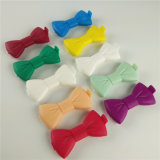 5 pedazos de la mariposa de la dimensión de una variable del clip plástico del alimento