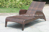 Mobília do pátio Rattan Garden Lounge Chaise