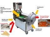 Het Knipsel die van het wortelgewas & van de Groente van het Blad Snijdende Dobbelende Machine verscheuren