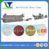 Angereicherte Reis-aufbereitende Zeile