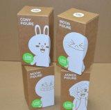 Gedruckter Packpapier-Kasten/Farben-Kasten/Verpackungs-Kasten