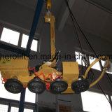 容量150kgのガラス真空揚げべらまたはガラスのローディング装置