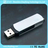 USB Flash Drive di Swivel del metallo con Logo (ZYF1172)