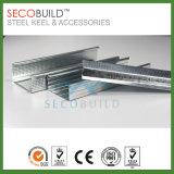 Гальванизированный стальной профиль гальванизировал стержень металла/гальванизированный след металла