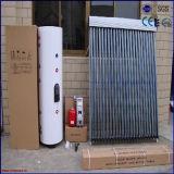 De onder druk gezette Verwarmer van het Water van de Pijp van de Hitte van de Spleet Actieve Zonne