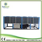 Refrigeratore industriale di certificazione 60HP 170kw 50ton del CE di prezzi di fabbrica