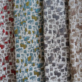 Polsterung-Jacquardwebstuhl-Polyester-Stuhl-Ausgangstextilsofa gesponnenes Gewebe