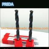 Taladros internos del líquido refrigerador de Preda para la cortadora de la alta calidad