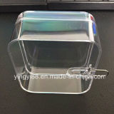 Nuova scatola di plastica acrilica con il coperchio smontabile