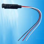 Microfono di sorveglianza del CCTV per sensibilità del sistema di obbligazione la piccola alta (CM501E-1)
