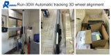 cadrage de roue 3D avec le faisceau automatique de mouvement d'appareil-photo