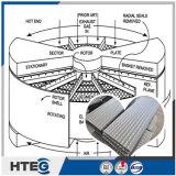 中国の製造業者の最上質のTrisectionの回転空気予熱器