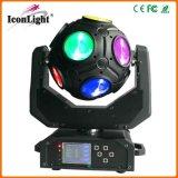 Lumière principale mobile du football de DEL pour le club de disco (ICON-M083)