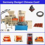 Машина делать кирпича \ блок подвергнуть механической обработке \ машинное оборудование блока \ машинное оборудование кирпича
