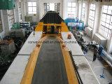 Banda transportadora de goma / tela de cinta de goma para un sistema Conveyoring