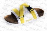 新しいデザイン及びBeach Sandal (RF15006)快適な女性の