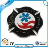 Qualitäts-kundenspezifisches Metallreverspin-Abzeichen für Schutzkappe
