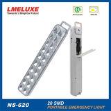 Lanterna ricaricabile di emergenza di SMD LED