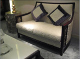 Hotel Two Seat Sofa with Cushions
