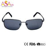 Óculos de sol clássicos Best-Selling polarizados metal da forma (16109)