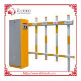 도로 방벽과 주차 방벽 또는 방벽 문