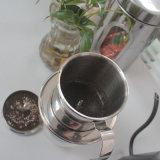 ステンレス鋼304のベトナム人のコーヒーDripper