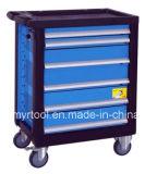 Chariot vide lourd à couleur bleue de 6 tiroirs (FY06A1)