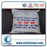 Alta calidad del sulfato de sodio anhidra