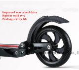 Vespa de deriva elegante del motor plegable la vespa eléctrica para el adulto