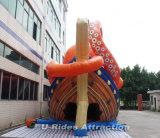 Гигантский мир Theme Inflatable Slide моря Octopus для спортивной площадки