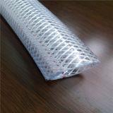 La fibre de PVC renforcent/ont tressé le tuyau