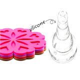 LFGB vendem por atacado a esteira Washable da bacia do silicone de Placemat da tabela do estilo novo