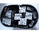 Banco di mostra della cabina della fiera commerciale & caso di trasporto portatili