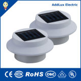2xaaa 1.2V NIMH 2W Daylight LED Solar Panel Power Light